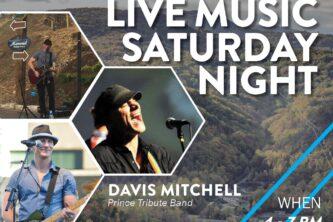 Event Flyer - 8.5X11 - Davis Mitchell