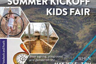 Event Flyer - 8.5X11 - Summer Kids Fair
