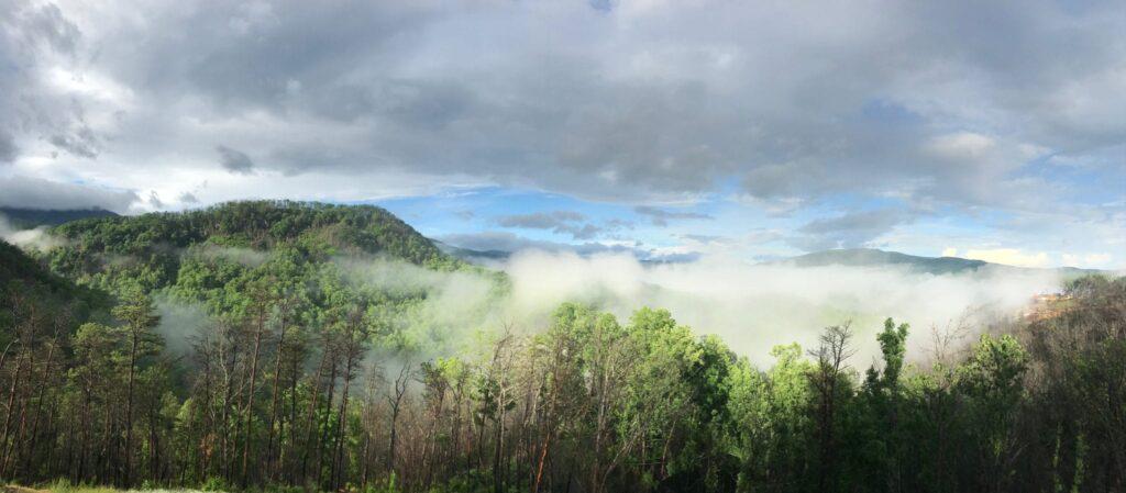 Scenic Views at Anakeesta