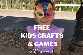 FREE KIDS CRAFTS & GAMES 2