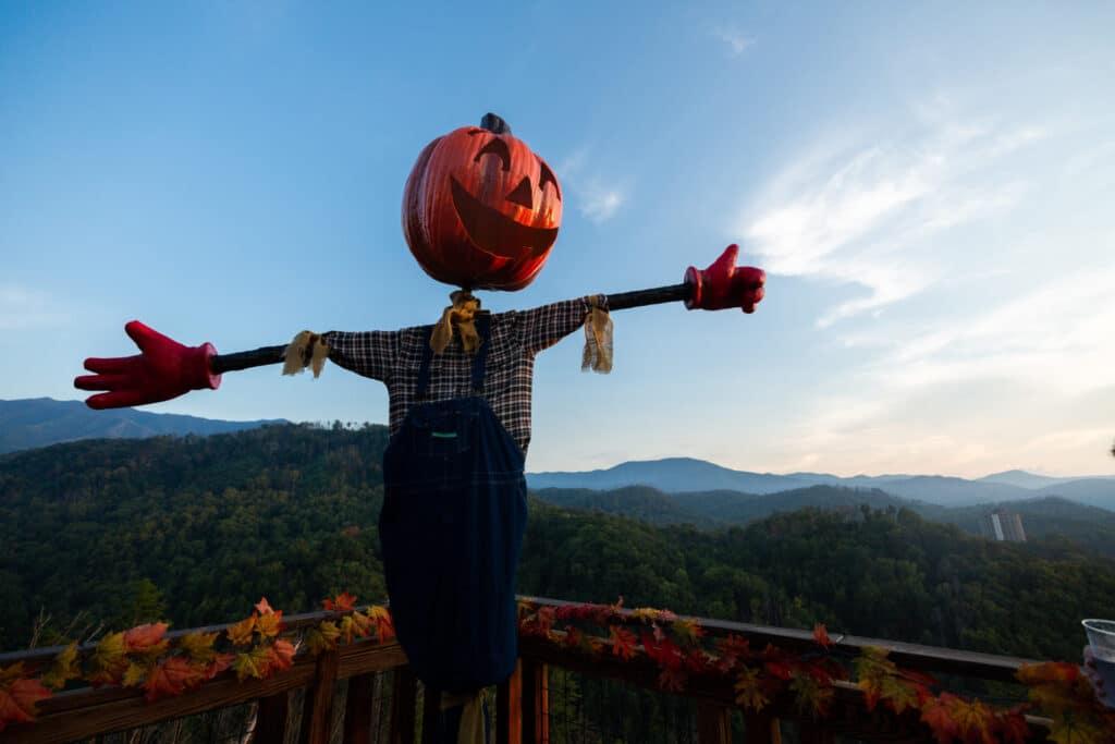 Halloween at Anakeesta