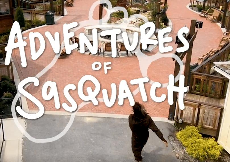 Adventures of Sasquatch Title Image